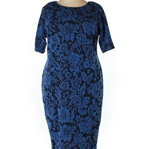 London Times Sheath Dress NWOT